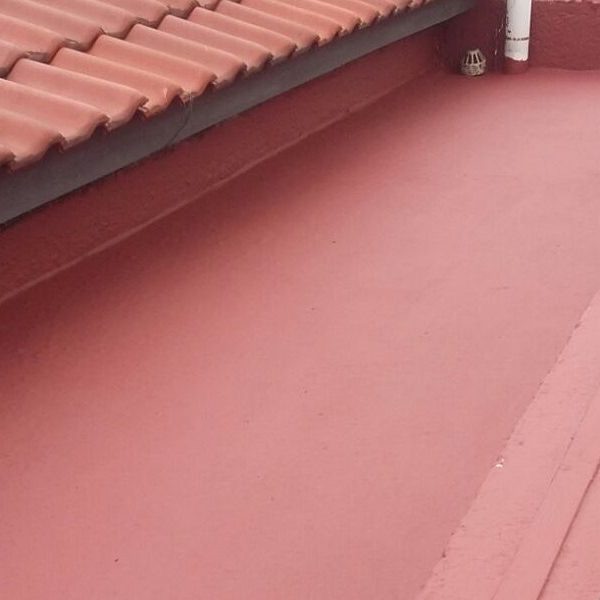 Landed House On Lengkong Empat Rooftop Waterproofing